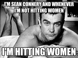 Sean Connery Memes - sean connery mustache meme 100 images nobody does movember like