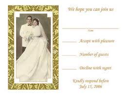 50 wedding anniversary invitation style 1h
