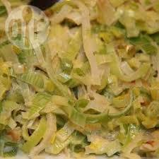 poireaux cuisiner poireaux sautés recettes allrecipes québec