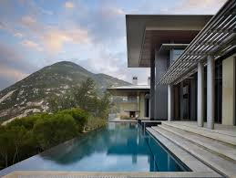 Luxury Homes Pictures Interior by Shek O Hong Kong Villa 1 Idesignarch Interior Design