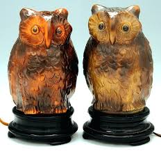 home interior collectibles owl figurines collectibles owl figurine ls by united states glass