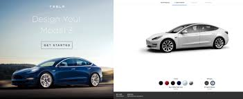 tesla sends out another batch of model 3 configuration invites