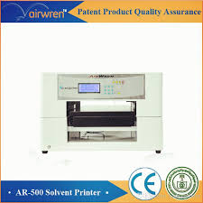 500 Business Cards Digital Inkjet Eco Solvent Printing Machine To Customize Phone