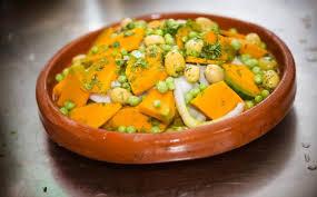 cuisine du maroc tajine à la courge oignons et olives du maroc picture of la