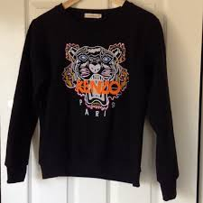 sunfoohho kenzo inspired tiger sweater shirt weekend sale