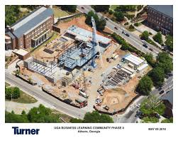 Uga Campus Map Terry College Business Learning Community Phase Ii University