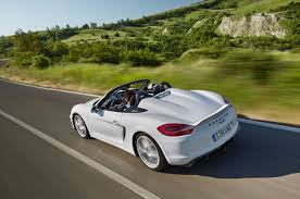 green porsche convertible 2016 porsche boxster reviews and rating motor trend