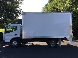 mitsubishi truck 2015 mitsubishi fuso canter fe130 box truck triad freightliner