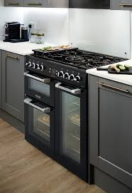 Grey Shaker Kitchen Cabinets by A Beautiful Matt Grey Shaker Style Kitchen Cabinet The Fairford