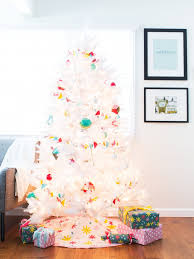 unique christmas tree popsugar home