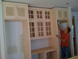 Best Way To Paint Kitchen Cabinets Best Wood For Painted Cabinets Finish Carpentry Contractor Talk