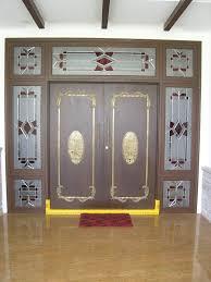 pooja mandir door designs 1000 ideas about puja room on pinterest