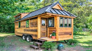 Tiny Home Designs Well Crafted Great Design And Quality Tiny House Small Home