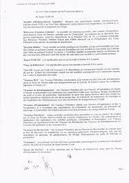 bureau d enqu黎es et d analyses parlement republique du con00 22 2014 duュ