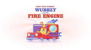 wubbzy fire engine
