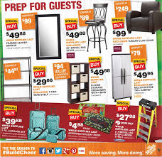 home depot sale flyer black friday black friday 2015 home depot ad scan buyvia