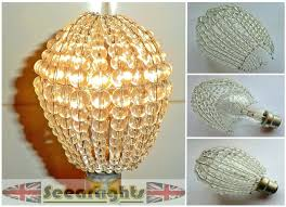 decorative light bulb covers clip on light bulb covers crystal material for chandelier bulb