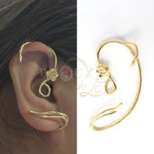 earrings cuffs bijoux de lou beauty and the beast belles ear cuffs