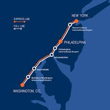 Amtrak Train Routes Map by Nyc To Dc In 1 Hour It Could Happen If Bullet Train Maker Gets