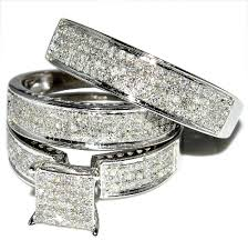 wedding sets his and hers jewelry rings wedding ring setsis anders forimer photo