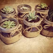 terrarium crafts homemade gifts mason jar succulents gardening