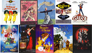 musicals to my favorites from the stage and the screen