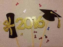 graduation decorations graduation centerpiece sticks 2016 graduation party party