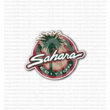 jeep wrangler sahara logo jeep wrangler sahara edition emblem sticker automotive stickers