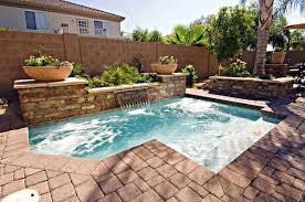 inground pools for small yards best yard design ideas 2017