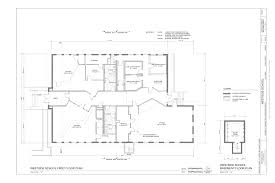 file first floor plan westside corner of washington