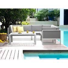 canapé d extérieur pas cher canape d angle exterieur achat vente pas cher salon de jardin