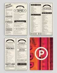 81 best restaurant images on pinterest restaurant menu design