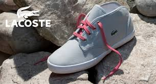 lacoste womens boots uk lacoste s collection now in shoe diary
