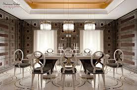 contemporary kitchen wooden high gloss makassar modenese