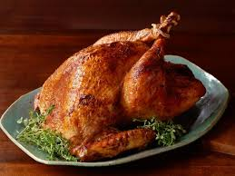 whole cooked turkey oven roasted turkey recipe the neelys food network