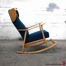 siege eames chaise a bascule siege a bascule best fauteuil en bois et cuir sling