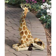 resin large animal garden ornaments outdoor decoration sculpture