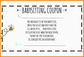 Babysitting Resumes Babysitting Template Babysitting Flyers And Ideas 16 Free
