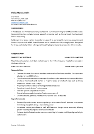 Achievements In Resume Examples by Key Achievements In Accounting Resume Virtren Com