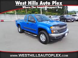 used 2008 chevrolet colorado for sale bremerton wa