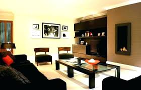 Living Room Decorating Ideas With Black Leather Furniture Black Leather Couches Living Room Living Room Setup With Fireplace