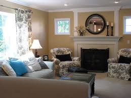 My Favorite Paint Colors Hooked On Houses - Paint colors family room