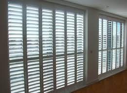 Bypass Shutters For Patio Doors 26 Best Home Ideas Shutters Images On Pinterest Shutters