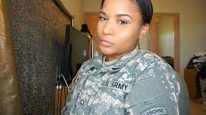 hairstyles for female army soldiers get ready with me work us army edition hair makeup in