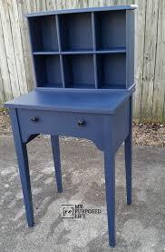 Repurposed Secretary Desk Repurposed Secretary Desk Hula Home