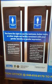 bathrooms at nypd stations are now transgender friendly ny daily