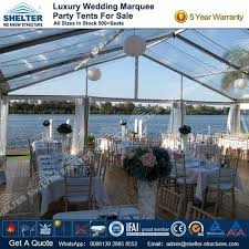 Transparent Tent Reception Tent Catering Tents Wedding Party Reception Marquee