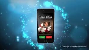 free personalized phone call from santa letters from santa