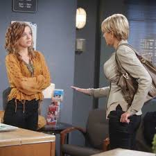 nichole on days of our lives with short haircut photos pictures photo galleries days of our lives nbc my