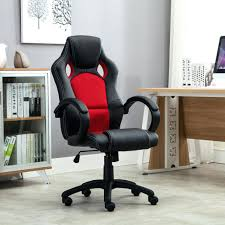 desk chairs red office chair target chrome leather desk student